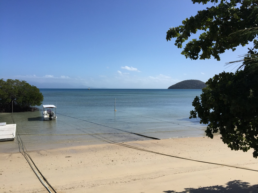 ROV Innovations, JCU Research Centre, Orpheus Island