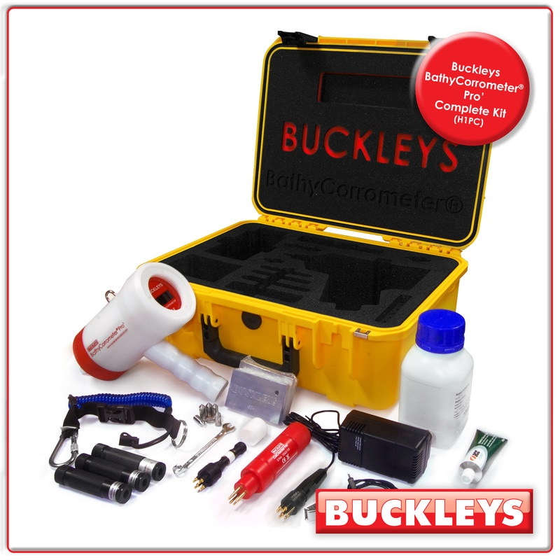 Buckleys BathyCorrometer Pro, ROV Innovations